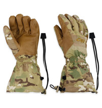 Outdoor Research Super Couloir Gloves Multicam USA Made
