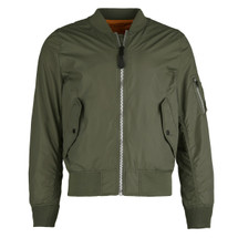Alpha Industries Women's L-2B Scout Flight Jacket Sage Green
