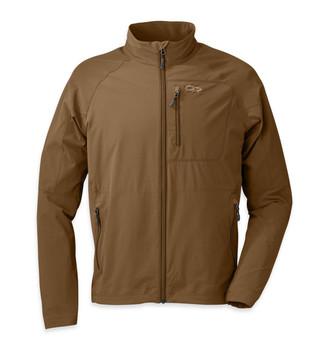 Outdoor Research Men's Ferrosi Jacket Coyote Brown