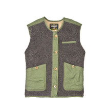 Cockpit USA 10th Recon Vest Olive Brown USA Made