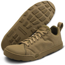 Altama OTB Maritime Special Forces Assault Shoe Low Coyote Brown