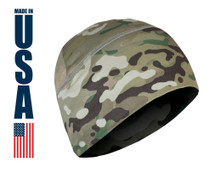 XGO Performance Watch Cap Helmet Liner Multicam USA Made