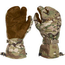 Outdoor Research MGS TF Mitten Shells Multicam USA Made, Special Forces Modular Glove System