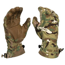 Outdoor Research MGS Shell Gloves Multicam USA Made, US Special Forces Modular Glove System