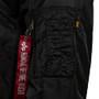Alpha Industries CWU 45/P Flight Jacket Black Military, Tactical, USAF