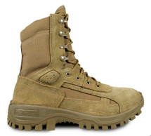 McRae Terassault T1 Hot Weather Performance Combat Boot Coyote Brown USA Made