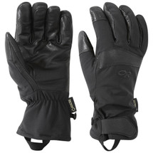 Outdoor Research Outpost Sensor Gloves Black
