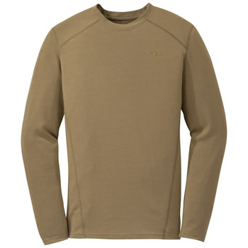 Outdoor Research Foundation Long Sleeve Crew Coyote Brown