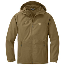 Outdoor Research Obsidian Hooded Jacket Coyote Brown