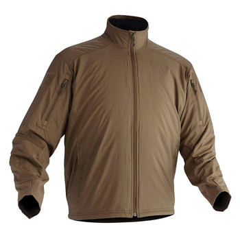 Wild Things Tactical Low Loft Jackets SO 1.0 Coyote Brown USA Made
