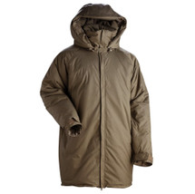 Wild Things Tactical Extreme Cold High Loft Parka FR Transport Parka Coyote USA Made