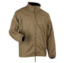 Wild Things Tactical Soft Shell Fleece Lined Jacket Fire Retardant Coyote Brown USA Made