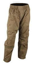 Wild Things Tactical Soft Shell Fleece Lined Pants Fire Retardant Coyote Brown USA Made