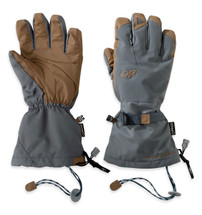 Outdoor Research Alti Gloves Charcoal/ Natural