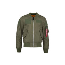 Alpha Industries L-2B Flex Sage Green