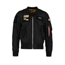 Alpha Industries L-2B Flex Black
