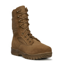 Belleville Hot Weather Steel Toe Tactical Boot Coyote Brown USA Made