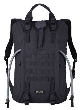Source Tactical Aquasource 20L Hydration Pack Black