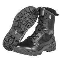 5.11 Tactical ATAC 2.0 8 Storm Side Zip Black Tactical Boot