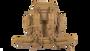 Grey Ghost BAR-5200 Military Rucksack Coyote Brown