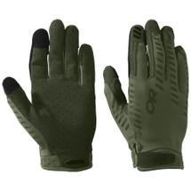 Outdoor Research Aerator Sensor Gloves Sage Green