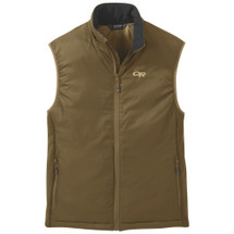 Outdoor Research Tradecraft Vest Coyote Brown USA Made