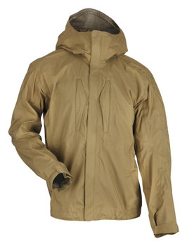 Wild Things Tactical Alpinist Hard Shell Jacket SO 2.0 Coyote Brown USA Made