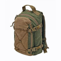 Grey Ghost Gear Throwback Backpack Olive Drab / Coyote Tan