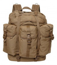 Spec-Ops Recon Ruck Ultra Coyote Brown USA Made
