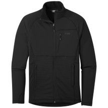 Outdoor Research Men's Vigor Full Zip Jacket Black