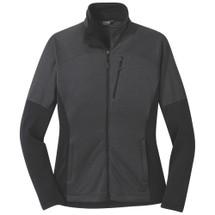 Outdoor Research Women's Vigor Full Zip Jacket Storm Heather