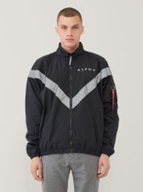 Alpha Industries PT Track Jacket Black
