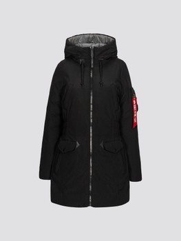 Alpha Industries N-3B Down Parka Women's Black