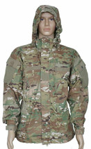 US Military GEN III Level 5 Soft Shell Jacket Multicam USA Made