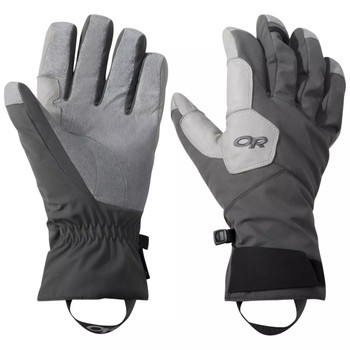 Outdoor Research BitterBlaze Aerogel Gloves Charcoal Alloy