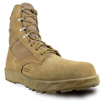 McRae T2 Ultra Light Hot Weather Combat Boot Coyote Brown USA Made