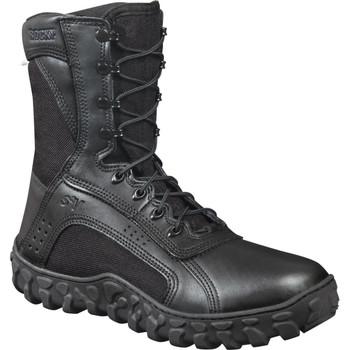 Rocky S2V Vented Military Duty Boot Black USA Made