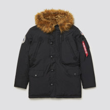 Alpha Industries Alpine Parka Black