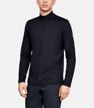 Under Armour Tactical Men's Lightweight Quarter Zip Shirt Black