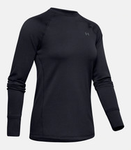 Under Armour Tactical Women's Base 3.0 Crew Black