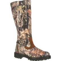 Rocky Low Country Waterproof Snake Boot Mossy Oak Break-Up