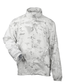 Wild Things Tactical White Out Overwhites Jacket Multicam Alpine / Snow MARPAT USA Made
