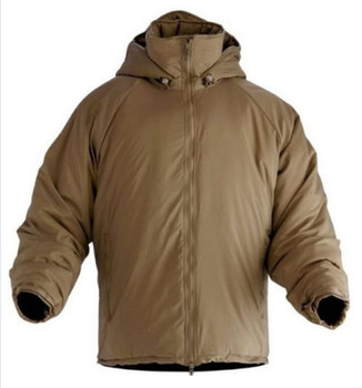 "Wild Things Tactical High Loft Jacket SO 2.0 Coyote Brown GORE® ""L & F"" USA Made"