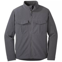 Outdoor Research Men's Prologue Field Jacket Charcoal Heather