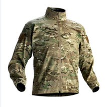 Wild Things Tactical Soft Shell Jacket Lightweight Multicam USA Made