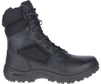 Bates Men's Maneuver Waterproof Side Zip Boot Black