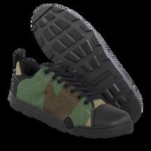 Altama Maritime Special Forces Assault Shoe Low Woodland Camo