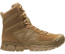 Bates Men's Velocitor Waterproof Side Zip Boot Coyote Brown