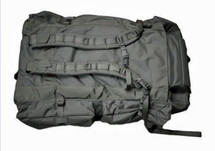 Blackhawk Go Box Rolling Load Out Bag With Frame X-Large Foliage Green with removable backpack straps attached