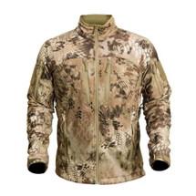Kryptek Cadog Soft Shell Jacket Highlander Camouflage